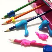 兒童握筆器矯正器小學生糾正握筆姿勢練字寫字筆套 免運直出交換禮物