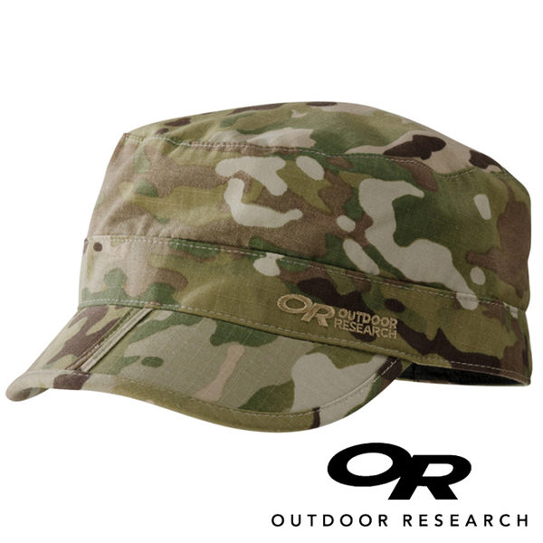 【OR 美國】Radar 迷彩可摺收口袋帽/棒球帽『多地形迷彩』243447 圓盤帽.大盤帽.遮陽帽