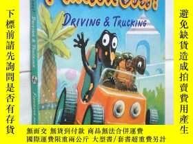 二手書博民逛書店Minton罕見Goes! Driving & Trucking