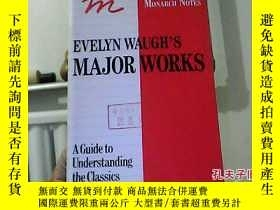 二手書博民逛書店Evelyn罕見Waugh s Major Works19465