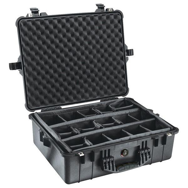 ◎相機專家◎ Pelican 1604 防水氣密箱(含隔層) 塘鵝箱 防撞箱 公司貨