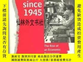 二手書博民逛書店【罕見】1995年出版 Japan Since 1945: Th