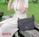 AT 美國旅行者 側背包 斜背包 輕量多...