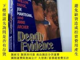 二手書博民逛書店Deadly罕見Evidence - Harrison Arns