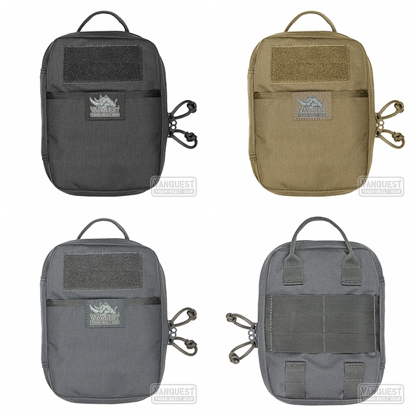VANQUEST 戰術 生存 戶外 登山 露營 萬用工具袋EDCM-HUSKY -中
