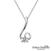 鑽石項鍊 PERKINS 伯金仕 Drop系列0.20克拉鑽石項鍊