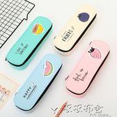 筆袋韓國創意可愛帆布筆袋