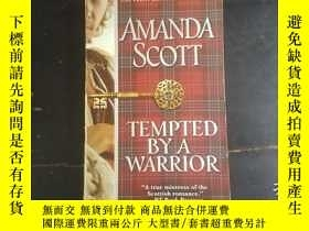 二手書博民逛書店AMANDA罕見SCOTTY271632 TEMPTED BY
