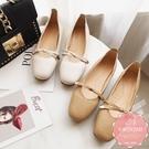 平底鞋 娃娃鞋 雅致蝴蝶結 懶人鞋 芭蕾...