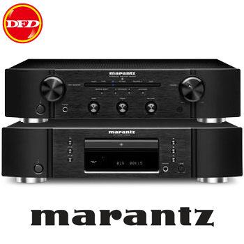 日本Marantz 馬蘭士CD5005+PM5005 CD播放機+擴大機組 公貨 送發燒級喇叭線5米 免運費
