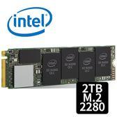 Intel 英特爾 660P 2TB M.2 80mm PCIe SSD NVMe  QLC 顆粒 固態硬碟