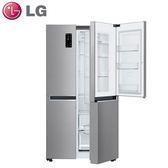 好禮送【LG樂金】821L變頻門中門對開冰箱GR-DL88SV