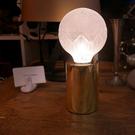 18PARK 水晶教堂檯燈-磨砂含LED-5W黃光燈泡-生活工場