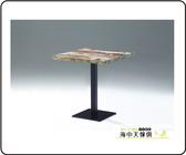 {{ 海中天休閒傢俱廣場 }} F-42 摩登時尚 餐桌椅系列 778-3 防火板四方桌吉他圖案