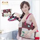 側背包~啵啵貓日系貓咪包 啵啵貓花兒朵朵開側背包/肩背包/手提包/拼布包包