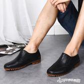 低筒膠鞋水鞋男短筒雨靴防滑春夏防水鞋釣魚鞋工作鞋男士時尚雨鞋  Cocoa