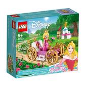 43173【LEGO 樂高積木】迪士尼公主 Disney Princess- 奧蘿拉公主的皇家馬車 (62pcs)