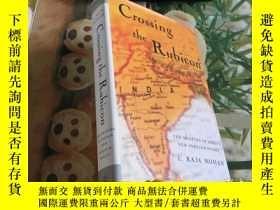 二手書博民逛書店CROSSING罕見THE RUBICONY204356 CROSSING THE RUBICON CROSS