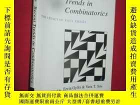 二手書博民逛書店Recent罕見Trends in Combinatorics