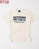 AF Abercrombie & Fitch A&F A & F 男 當季最新現貨 短袖T恤 AF R728