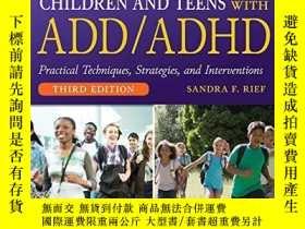 二手書博民逛書店罕見How to Reach and Teach Childre
