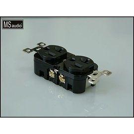 高階Hi-End音響級.液態氮超冷處理.頂級鍍銠電源插座