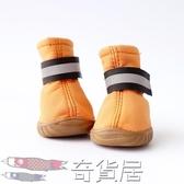 寵物鞋軟底泰迪狗狗鞋子春夏比熊博美雪納瑞貴賓不掉寵物鞋小型犬狗腳套