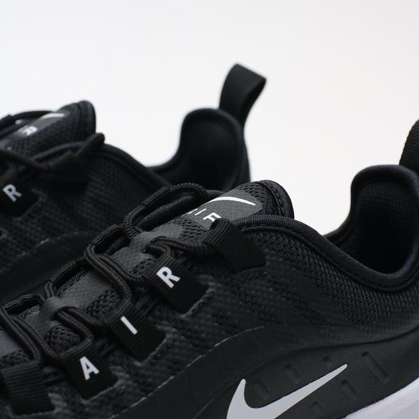 NIKE AIR MAX AXIS GS 黑白 氣墊 避震 慢跑鞋 女(布魯克林) AH5222-001