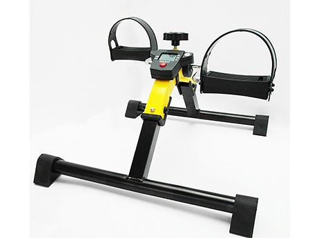 運動復健腳踏器/ 單車腳踏器/ 室內腳踏車 FZK 附多功能顯示器 (可折疊) (顏色隨機)