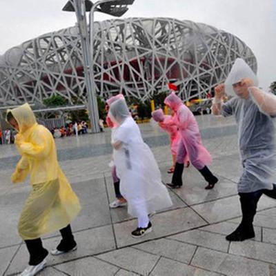 現貨24H 創意生活用品 方便實用壹次性雨衣 便攜雨衣雨具 萬聖節狂歡價
