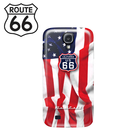 【愛瘋潮】西班牙進口 Route66 Samsung Galaxy S4 i9500 專用 限量授權保護殼 - 美國國旗