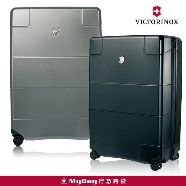 Victorinox 瑞士維氏 行李箱 LEXICON 32吋 硬殼拉鍊霧面旅行箱 TRGE-602109 得意時袋