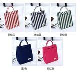 手提包防水女包便當包飯盒袋便當盒保溫袋子