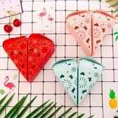 結婚喜糖盒創意歐式喜糖盒子結婚紙盒蛋糕糖果包裝個性婚慶用品