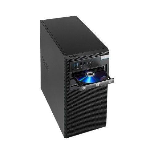 ASUS 華碩 AS-D520MT-I37100001R 高效能主流商用主機【Intel Core i3-7100 / 4GB記憶體 / 1TB硬碟 / W10 Pro】