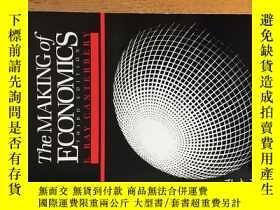 二手書博民逛書店The罕見Making of Economics (third