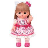 《 日本小美樂 》KITTY草莓小洋裝╭★ JOYBUS玩具百貨