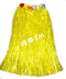 夏威夷草裙舞蹈服  彩色