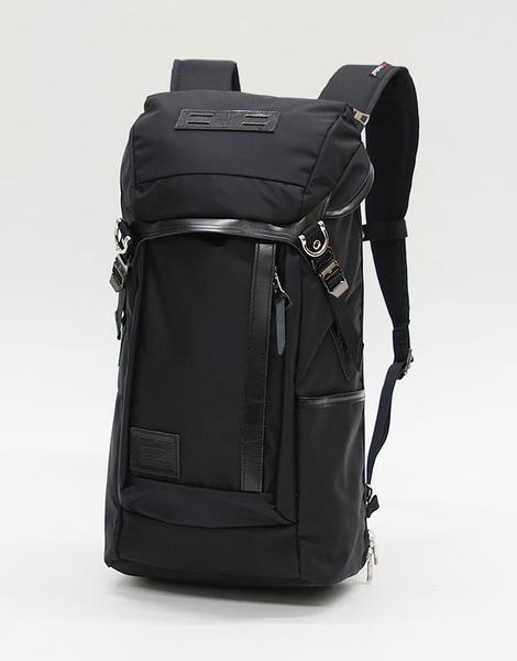 MSPC(master-piece) POTENTIAL-v2 No.01741v2- BLACK [高機能素材拼接後背包-黑色]
