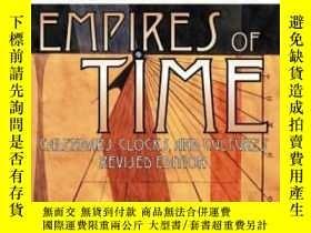 二手書博民逛書店Empires罕見Of Time-時間帝國Y436638 Anthony Aveni University P