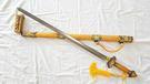 郭常喜與興達刀鋪-牡丹劍(D0025)手...