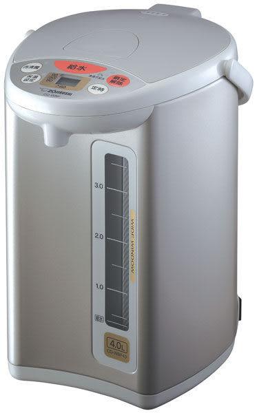 《長宏》Zojirushi象印熱水瓶4L【CD-WBF40】四段保溫設定.特價中~可刷卡,免運費~現貨.