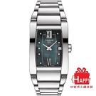 ◆TISSOT◆ GENEROSI-T 珍珠貝面真鑽女錶T105.309.11.126.00