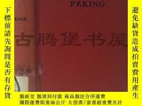 二手書博民逛書店1925年版 《庚子使館被圍記》(來自北京的急信)記錄義和團運動罕見INDISCREET LET
