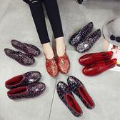【黑色星期五】新款春秋時尚雨靴低筒元寶雨鞋女款勞保廚房短筒淺口工作鞋膠水鞋