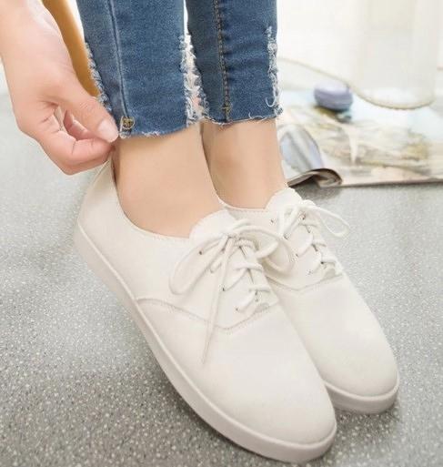內增高厚底休閒學生布鞋