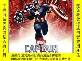 二手書博民逛書店Captain罕見America: The Poster CollectionY410016 . Disney