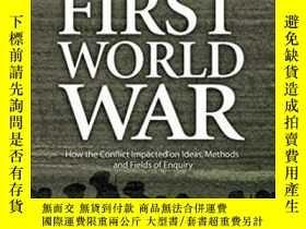 二手書博民逛書店The罕見Intellectual Response To The First World WarY36415