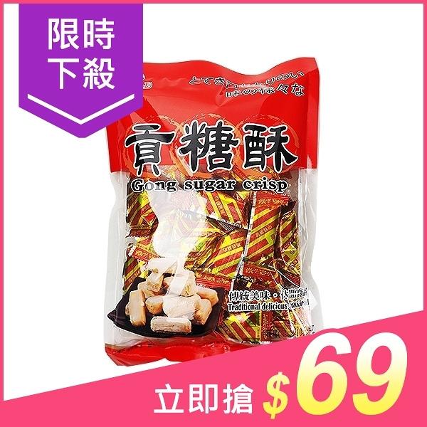 Chiao-E 巧益 貢糖酥(240g)【小三美日】$79