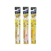 日本EBISU 蛋黃哥 6歲以上兒童牙刷(1支入) 款式/顏色隨機出貨【小三美日】